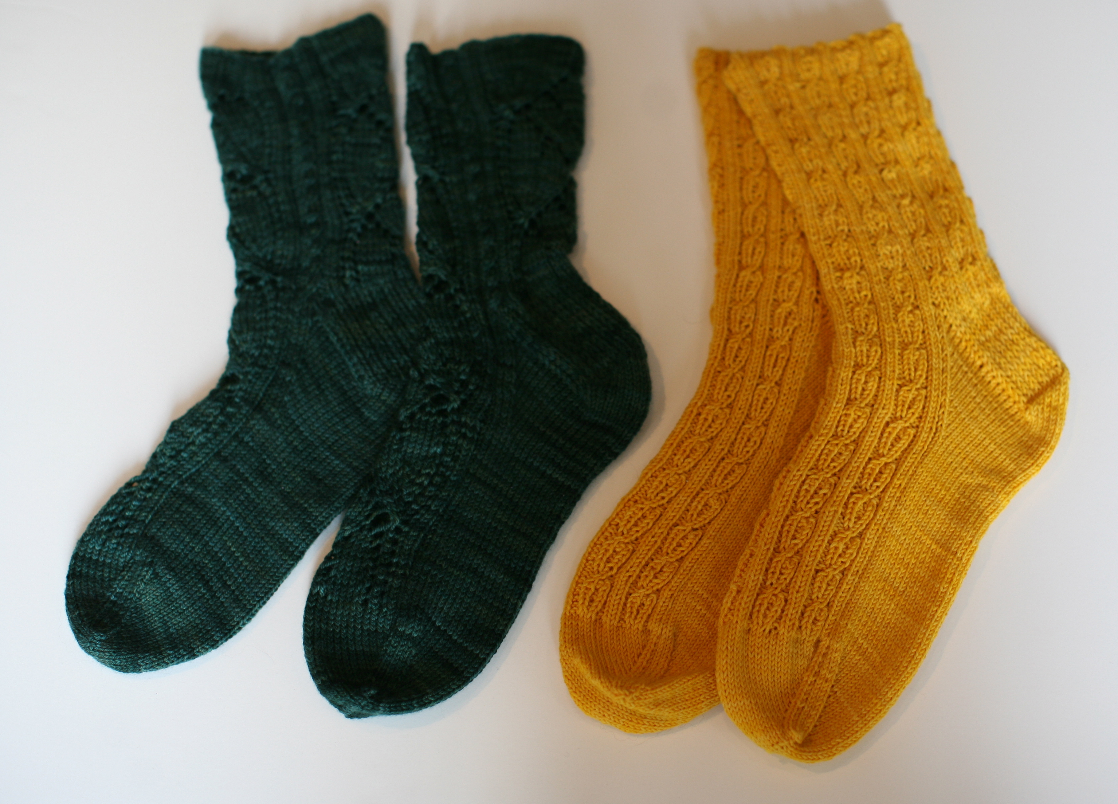 Knitting Socks : Wollmeise twisted and purled nyc